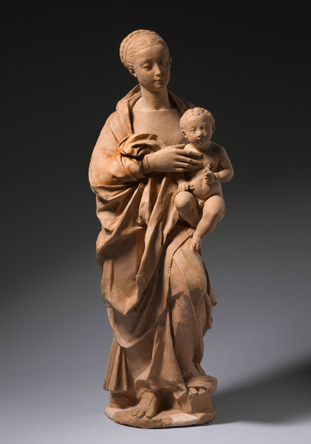 , 'Madonna and Child,' 1436-1502, Blumka Gallery