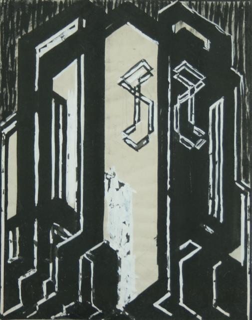 , 'II,' 1921, Galerie Hans Mayer
