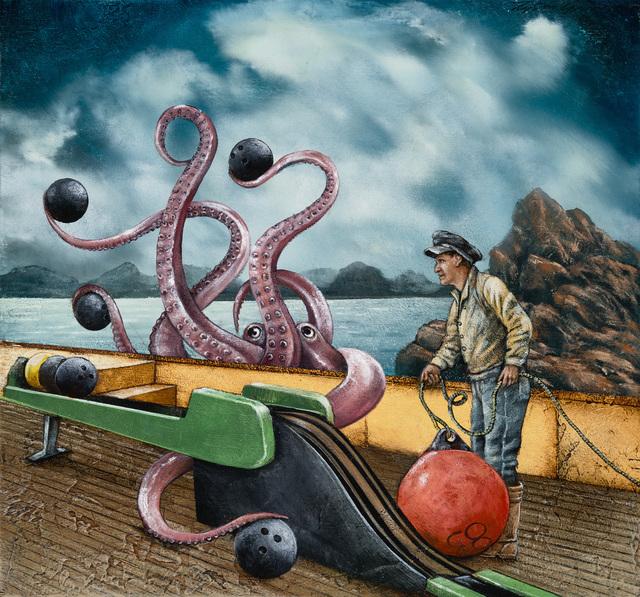, 'Sea Change,' 2018, Patricia Rovzar Gallery