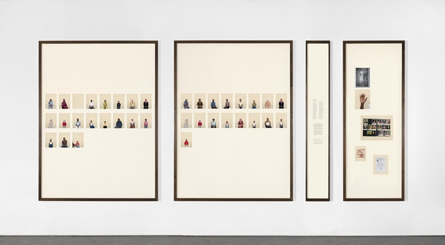 , 'CHAPTER XVI, A Living Man Declared Dead and Other Chapters I–XVIII,' 2011, Gagosian