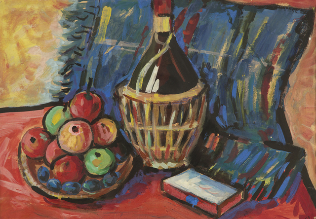 Kirill ZDANEVICH, 'Apples and wine', ca. 1960s, Baia Gallery