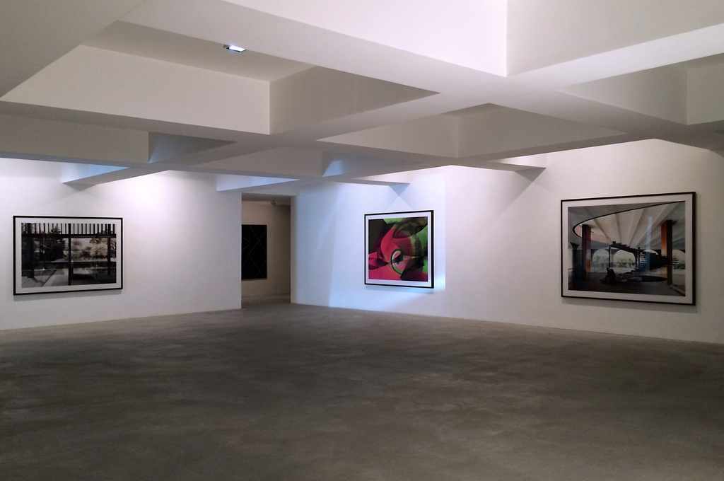 Roland Fischer   From Granada to Shanghai (solo show at Carlos Carvalho gallery) 04/16 - 06/04 2016
