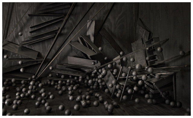 , 'Spheres,' 2014, Galerie Ron Mandos