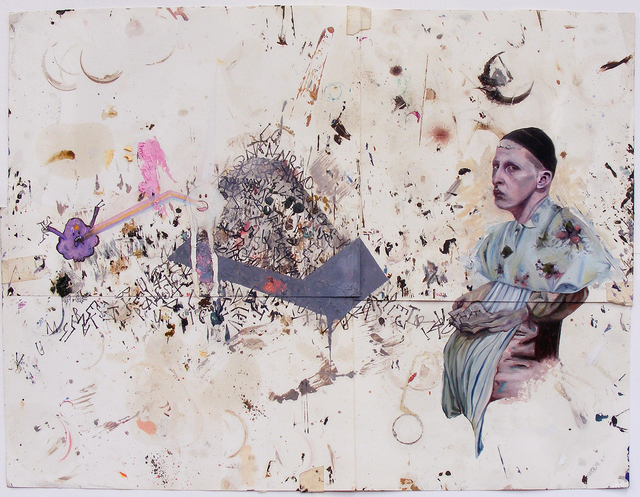 Carolina Muñoz, 'He venido a traer fuego sobre la tierra', 2016, Isabel Croxatto Galería