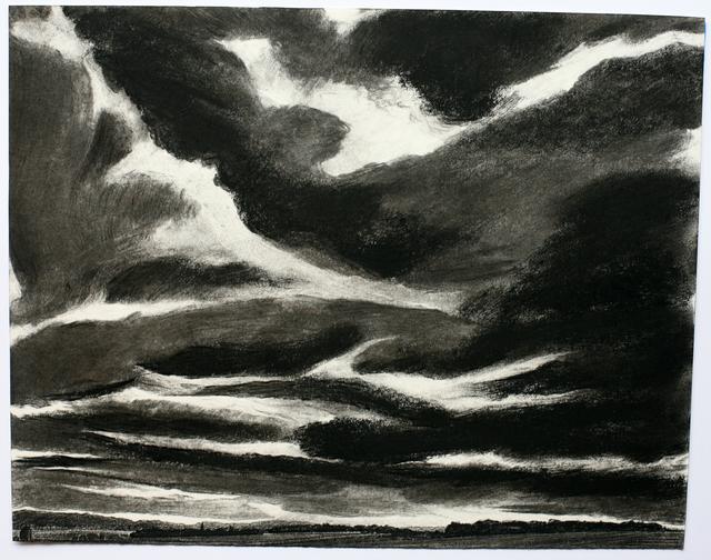 , 'Heavy Weather, Pleine de la Maule,' 2007, Barry Whistler Gallery