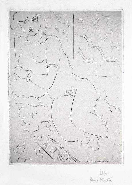 , 'Grand nu couché de trois - quarts,' 1929, Lyndsey Ingram