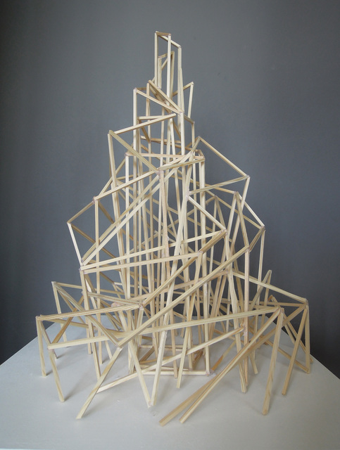 , 'The Tower,' 2015, Zilberman Gallery