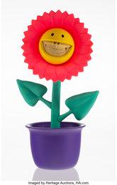 Sunflower Grin (Pink)
