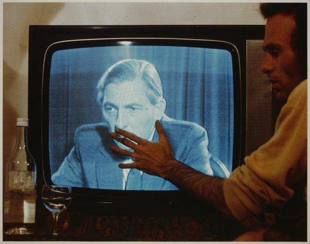 , 'Making Him Smoke,' 1974, England & Co