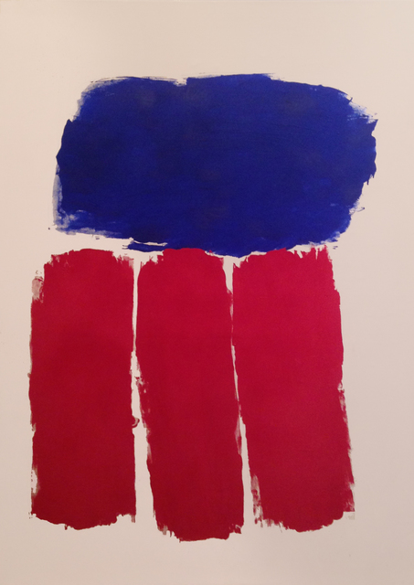, 'Untitled (#68),' 1963, Washburn Gallery