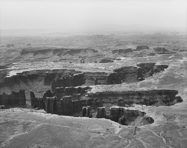 , 'Desertification Nation, San Juan County, Utah,' 2015, Moran Moran