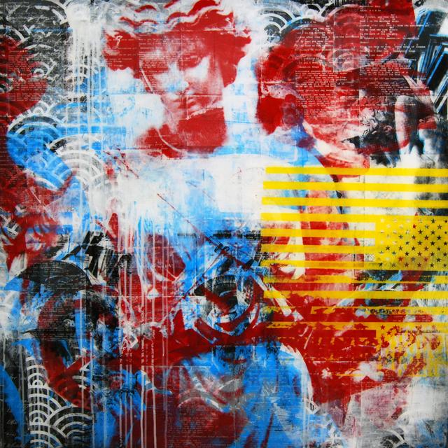 , 'Angel in America,' 2017, Artspace Warehouse