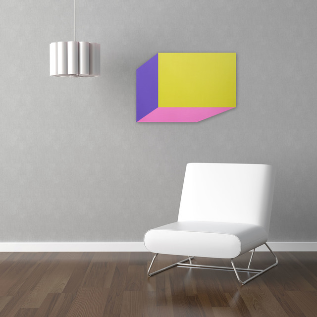 Brent Hallard, 'Boom IV (Abstract painting)', 2018, IdeelArt