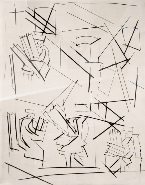 , 'Composition,' 1976, Gallery Neptune & Brown