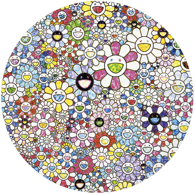 Takashi Murakami, 'CELESTIAL FLOWERS', 2020, Print, Offset print, Dope! Gallery
