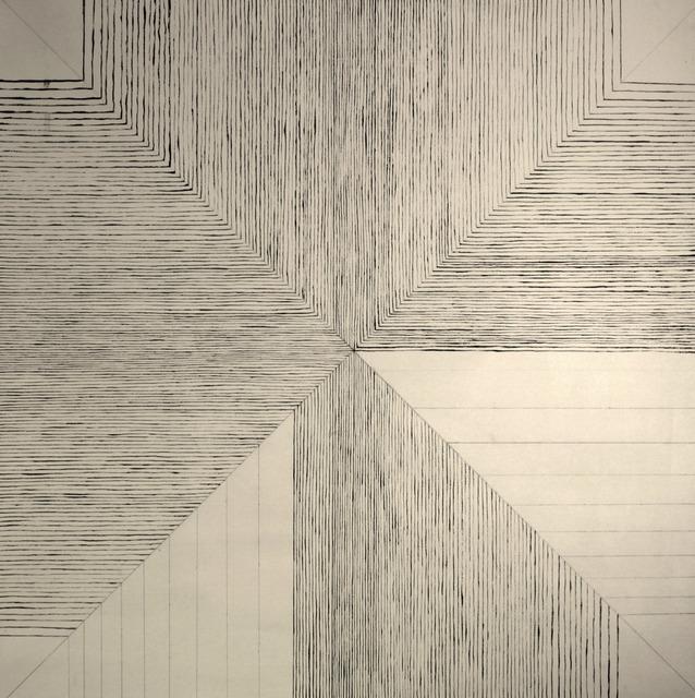 , 'Divided,' 2013, Matthew Rachman Gallery