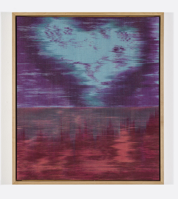 , 'Eruption #9,' 2014, Morgan Lehman Gallery