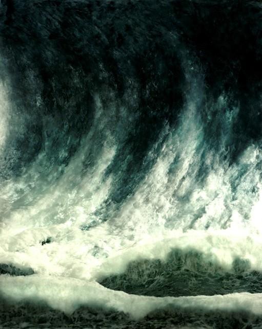 , 'Wave,' 2008, Galerie Tanit