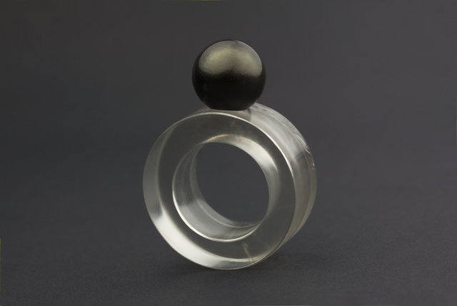 , 'Black Pearl Ring,' 2016, Ornamentum