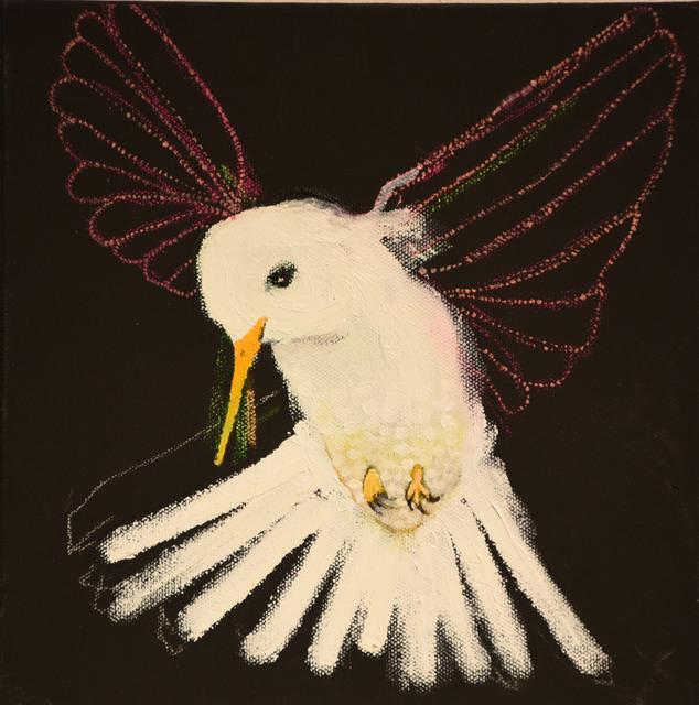 Vija Doks, 'Hummingbird', 2019, Carter Burden Gallery
