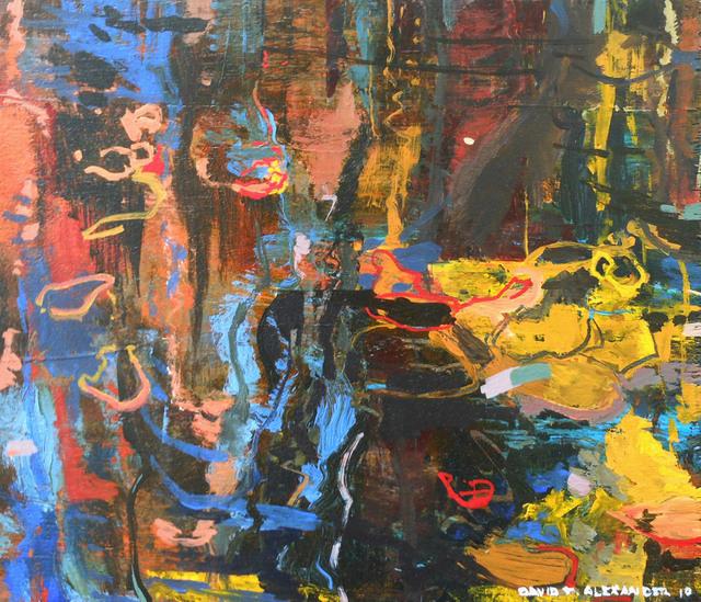 David Alexander, 'Rings After Fire', 2010, Bau-Xi Gallery