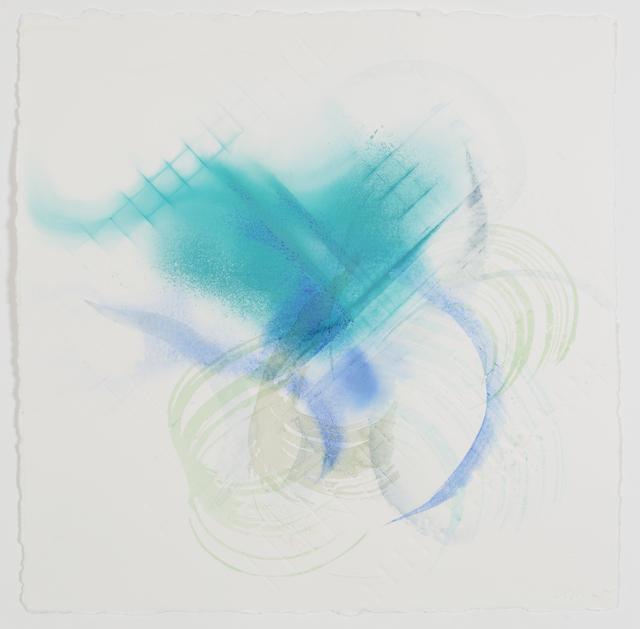 William Tillyer, 'Air / Aer', 2019, Bernard Jacobson Gallery
