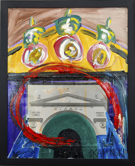 , 'Strand,' 2017, Walter Wickiser Gallery