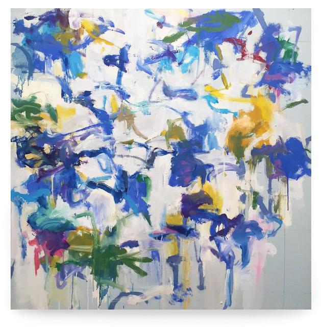, 'Blue Eight,' 2015, Leslie Feely