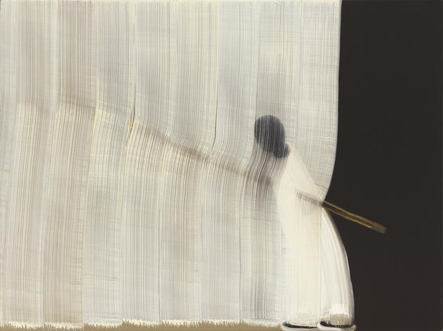 , '9 Brushstrokes over Figure,' 2016, Zeno X Gallery