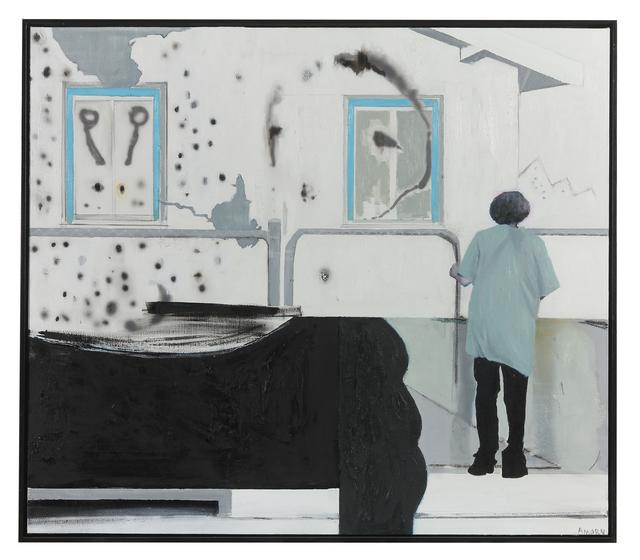 , 'Wonderland,' 2016, Lazinc