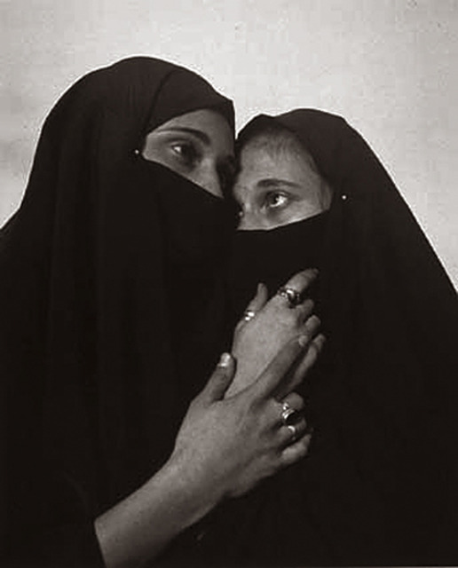 Andres Serrano, 'Istanbul (Sisters)', 1996, Light Work
