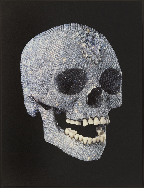 , 'For the Love of God - The Diamond Skull,' , Other Criteria