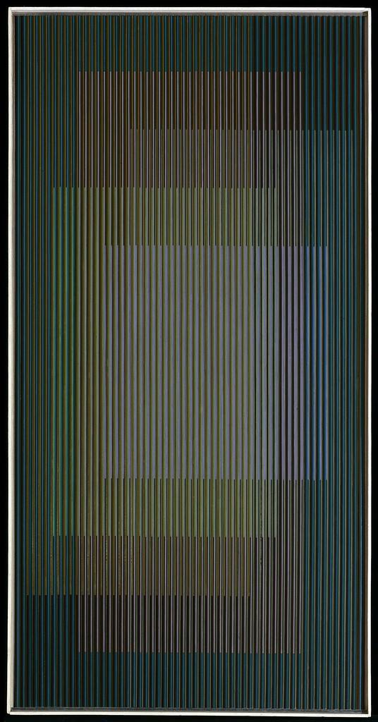 Carlos Cruz-Diez, 'Physichromie No. 394,' 1968, Blanton Museum of Art