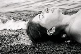 , 'Stromboli I (Head),' 2002, Lia Rumma