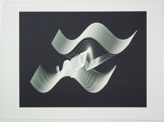 , 'Waveform Studies V,' 1977-2003, BERG Contemporary