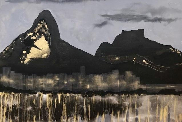 , 'Lagoa by Night,' , Inn Gallery
