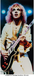 Peter Frampton in Frampton Comes Alive, Album Cover
