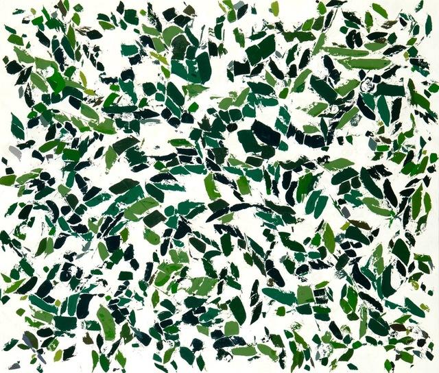 , 'Untitled Green,' 2015, Cadogan Contemporary