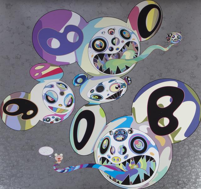 Takashi Murakami, 'Spiral', 2014, Julien's Auctions