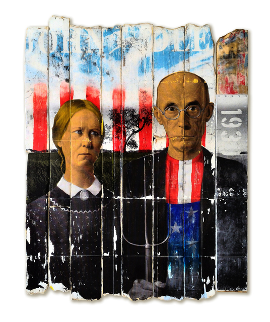 , 'John Deere 1930,' 2016, Eden Fine Art