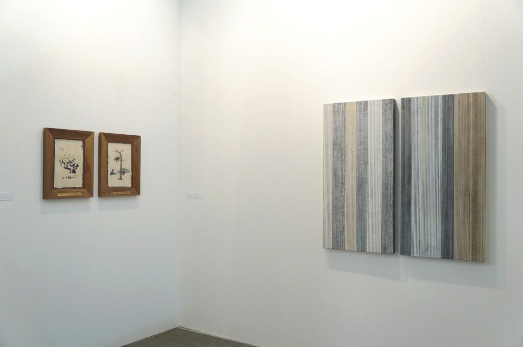 AIKE-DELLARCO at Artissima, Torino, Italy, 2014