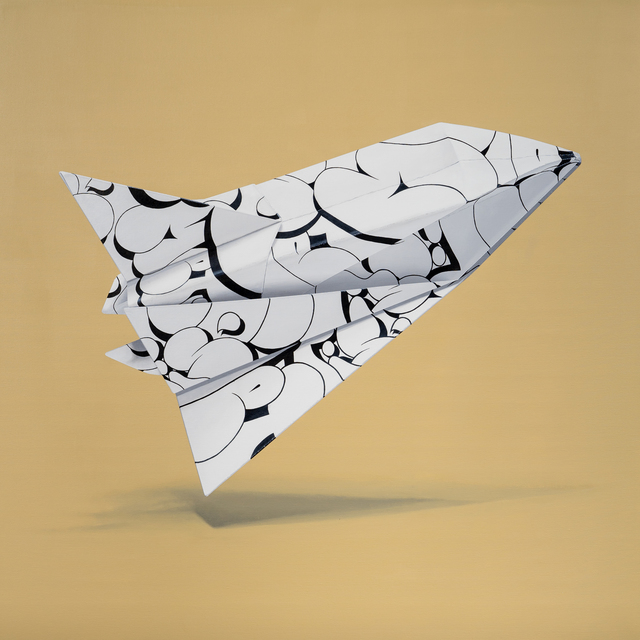 , 'Paper Space Shuttle II,' 2018, NextStreet Gallery