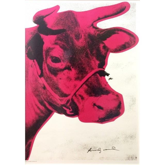 Andy Warhol, 'Cow', 1976, Print, Screenprint, Deodato Arte