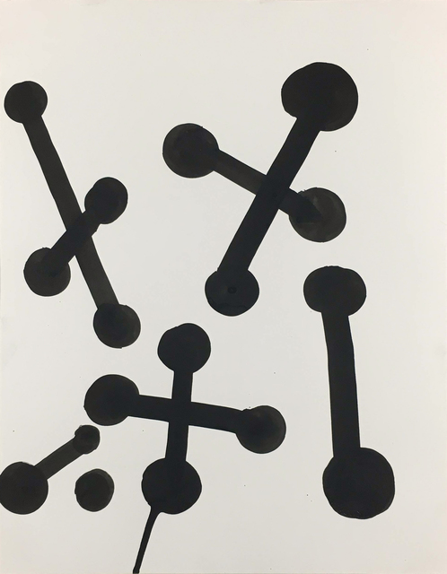 , 'Untitled,' 1962, Inman Gallery