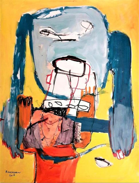 Ronnie Némorin, 'REFLEXION', 2017, Poulpik Gallery