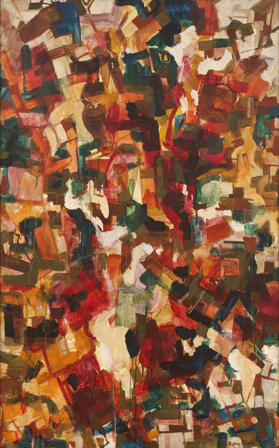 , 'Abstract for Tomlin,' ca. 1950, Hollis Taggart Galleries