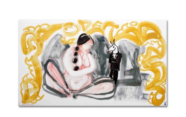 , 'Donkin + Pumky,' 2010, PLUTSCHOW GALLERY