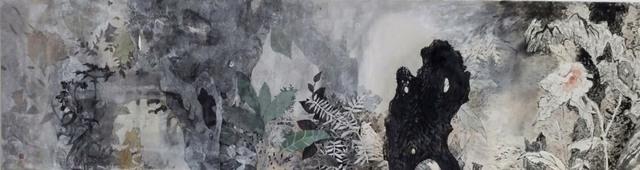 Chen Wen-Li, '人造花園 An Artificial Garden', 2017, Yiri Arts