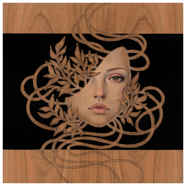 Audrey Kawasaki, 'Solitude', 2014, KP Projects