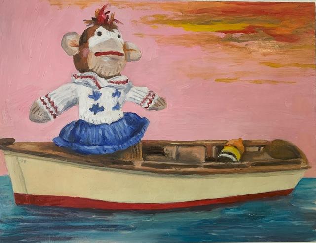 Ben Killen Rosenberg, 'Lost at Sea', 2020, The Secret Gallery